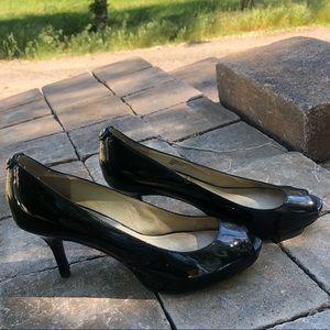 Michael Kors Peep Toe Heels